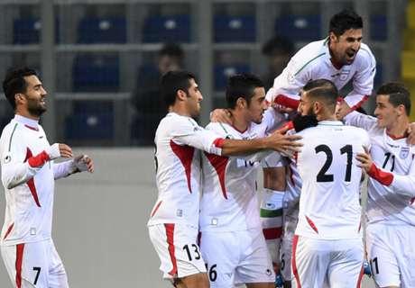 Chile stunned by impressive Iran