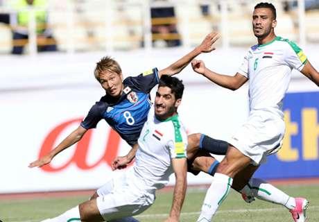 Report: Iraq 1 Japan 1