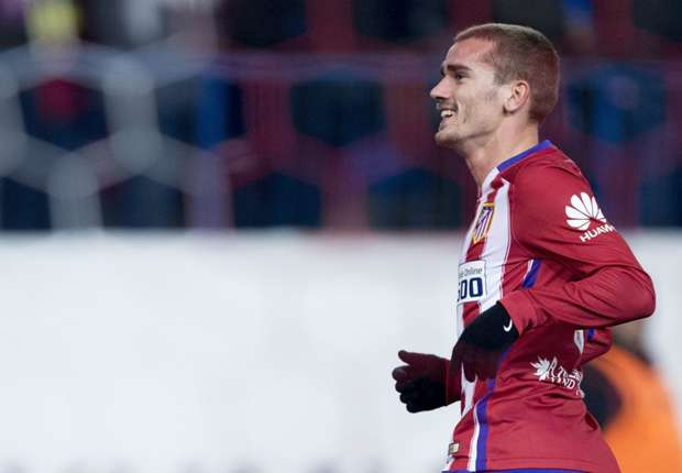 I'm happy at Atletico Madrid, says Griezmann