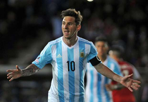 Messi: I'll give everything to win Copa America