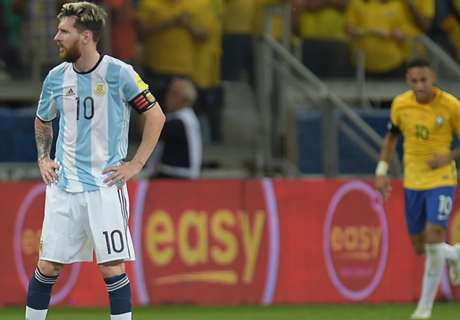 Tite: I wish Messi was Brazilian