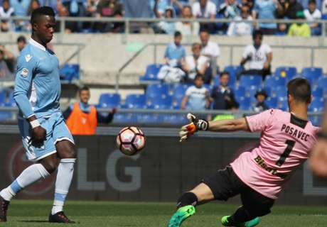 Keita nets five-minute hat-trick
