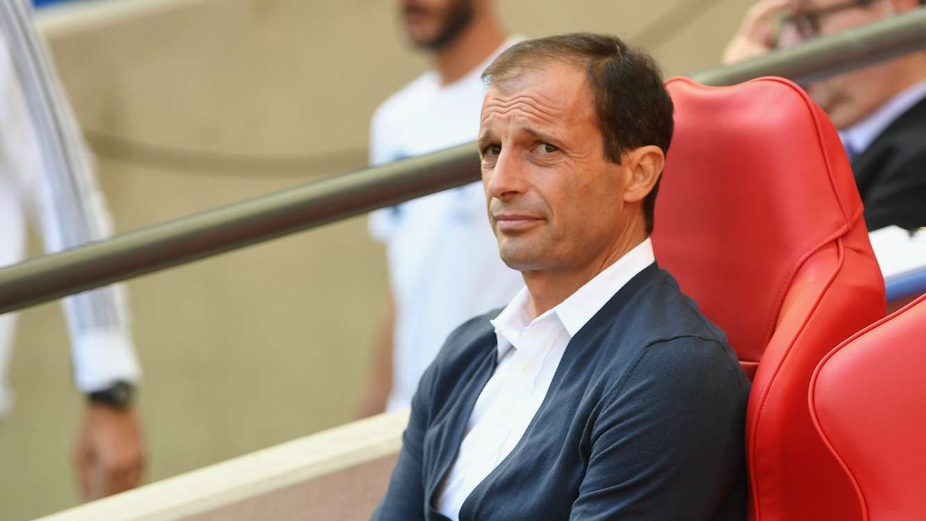 Allegri tells Juventus to use anger from Champions League final loss