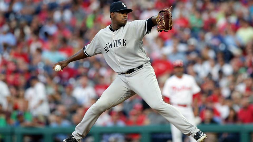 MLB wrap: Yankees ace Luis Severino throws 7 shutout innings against Phillies, continues strong start