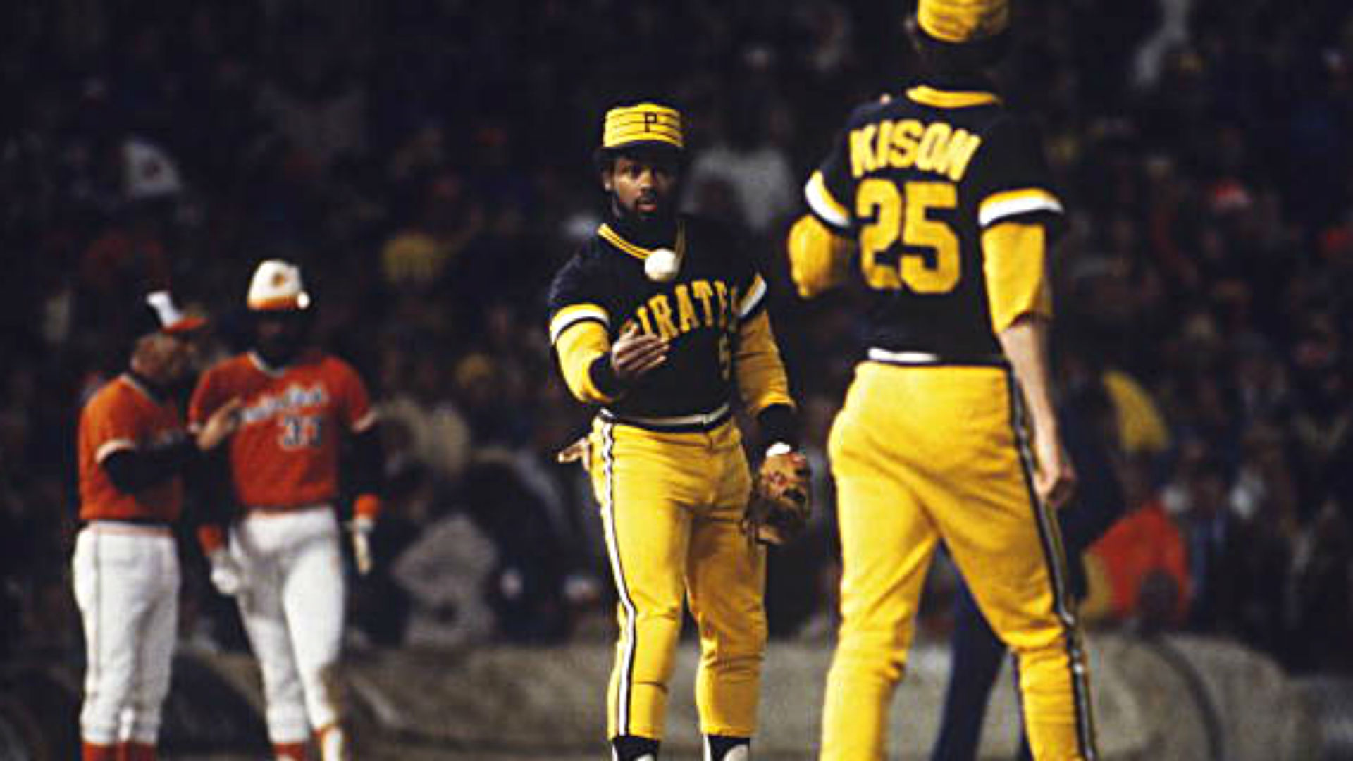 Former Pirates pitcher Bruce Kison, won first night World Series game, dies at 68