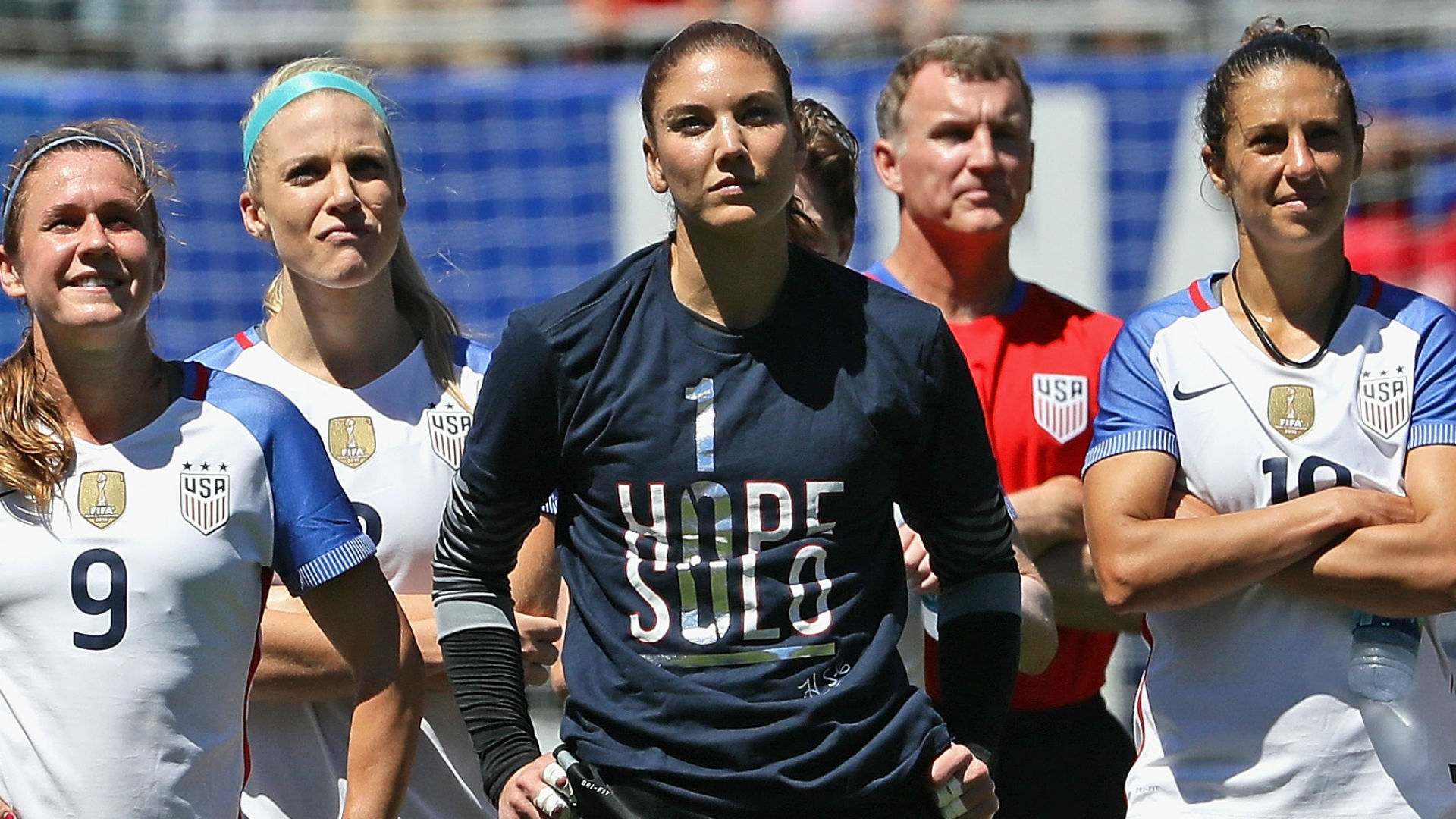 Hope Solo rips USWNT coach Jill Ellis: She's 'not the leader I wish her to be'