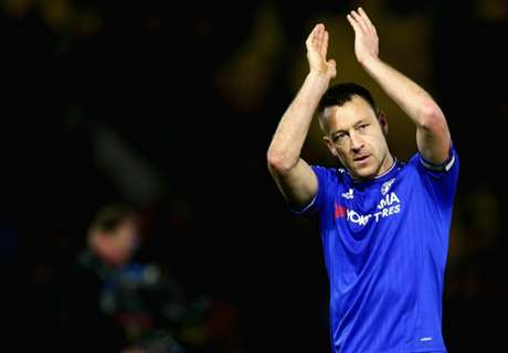 Terry reveals toughest opponent