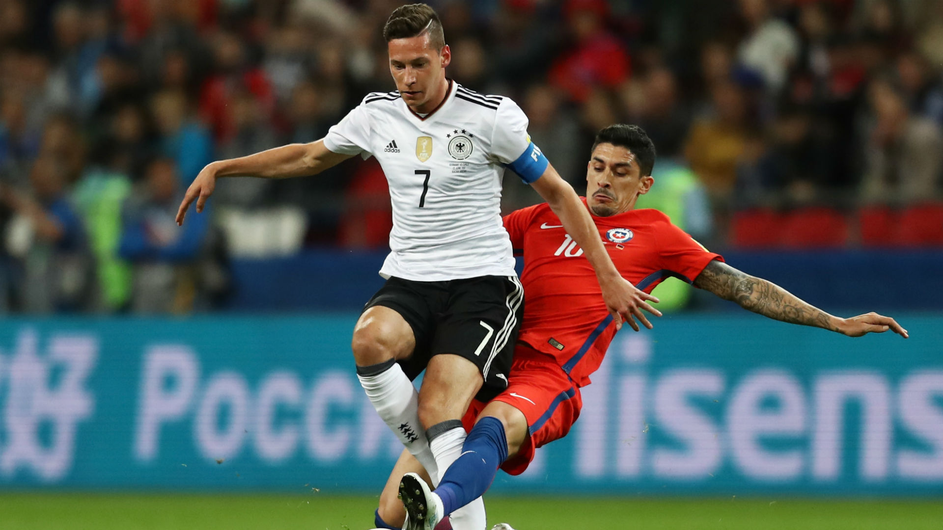 Germany crush Mexico in Confed Cup semi