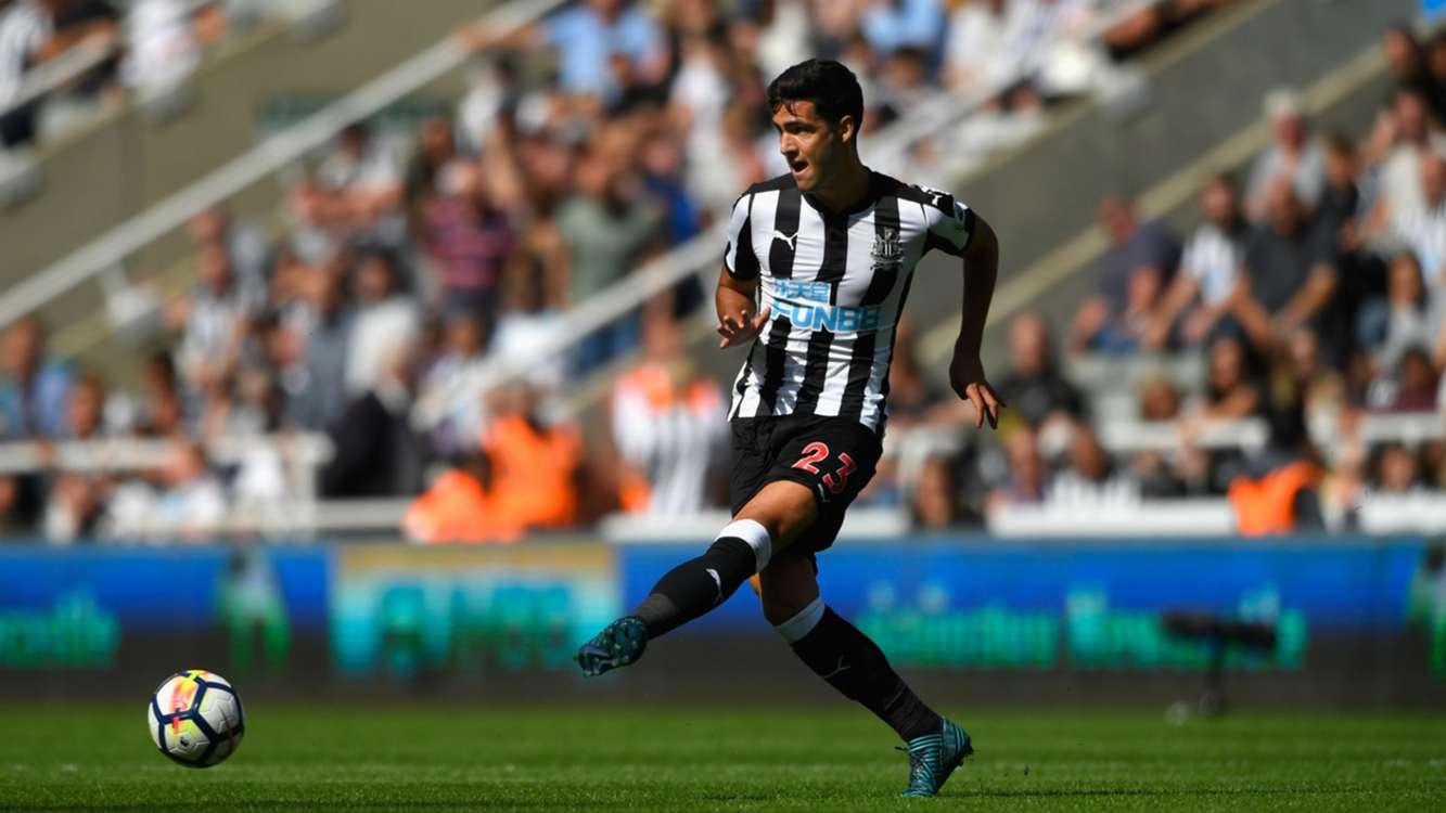 Newcastle complete permanent Merino deal
