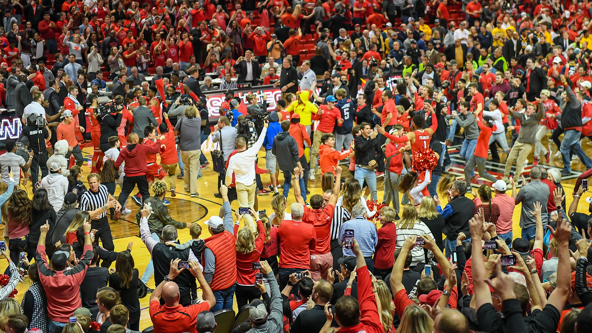 Texas Tech 'no fluke' after defeating West Virginia — ESPN insider