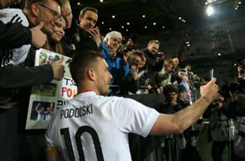 'It was like a great movie!' - Podolski proud of fantastic Germany farewell