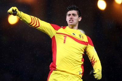 Belgium must approach World Cup with humility, says Courtois