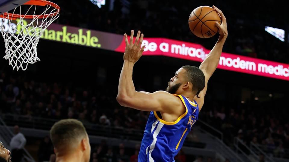 勇士總經理滿意續簽麥McGee  稱其一項能力冠絕聯盟-Haters-黑特籃球NBA新聞影音圖片分享社區