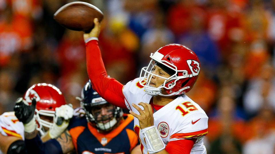 Three takeaways from the Chiefs' win over the Broncos