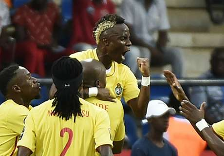 Gallery: Rating the Afcon Dark Horses