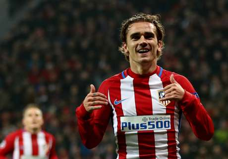 Griezmann hails 'brilliant' Gameiro