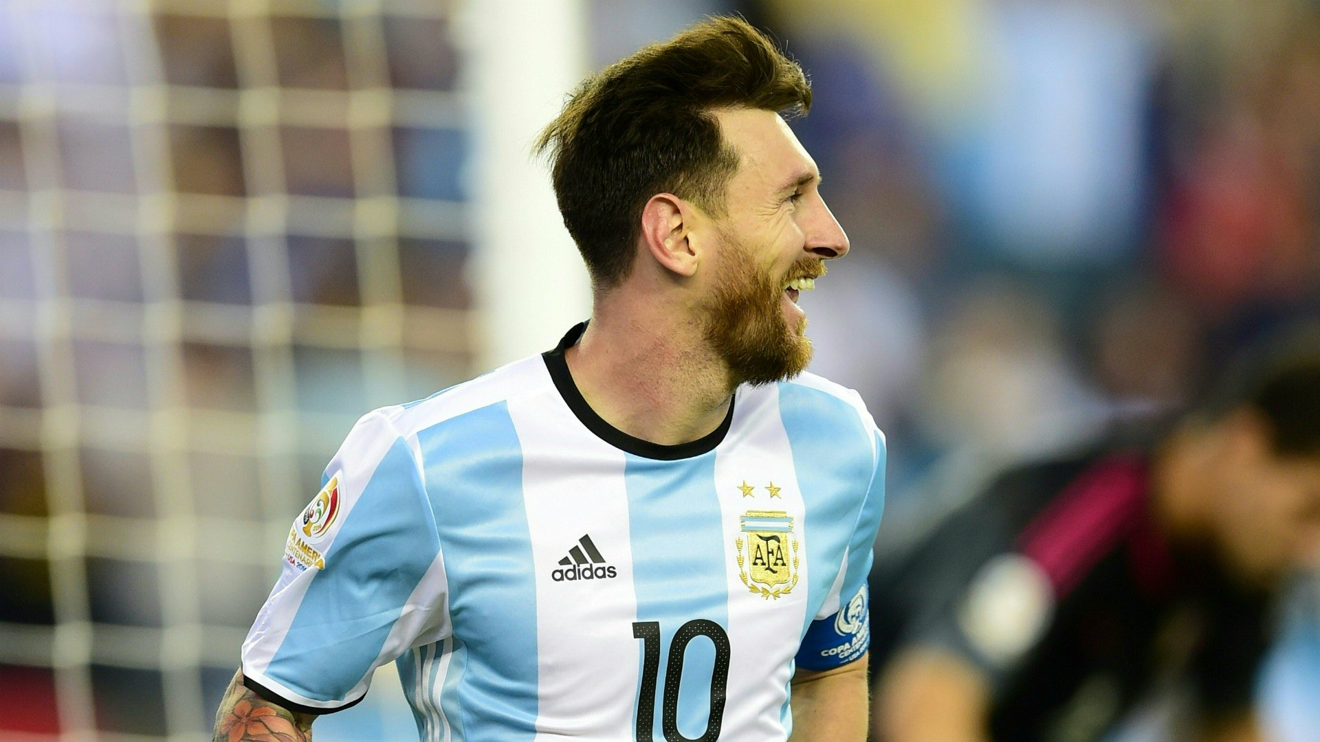 Magical Lionel Messi Leads Argentina To 4 1 Win Over Venezuela