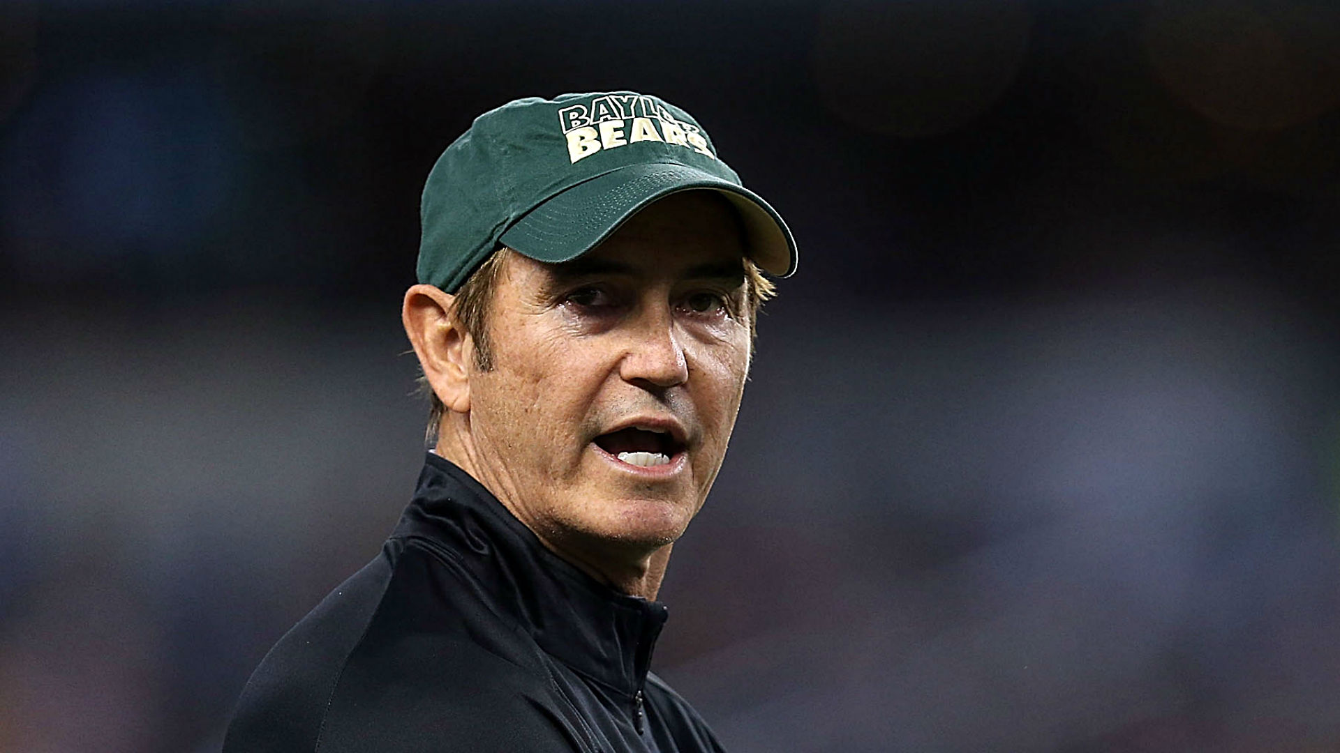 Baylor head coach Art Briles