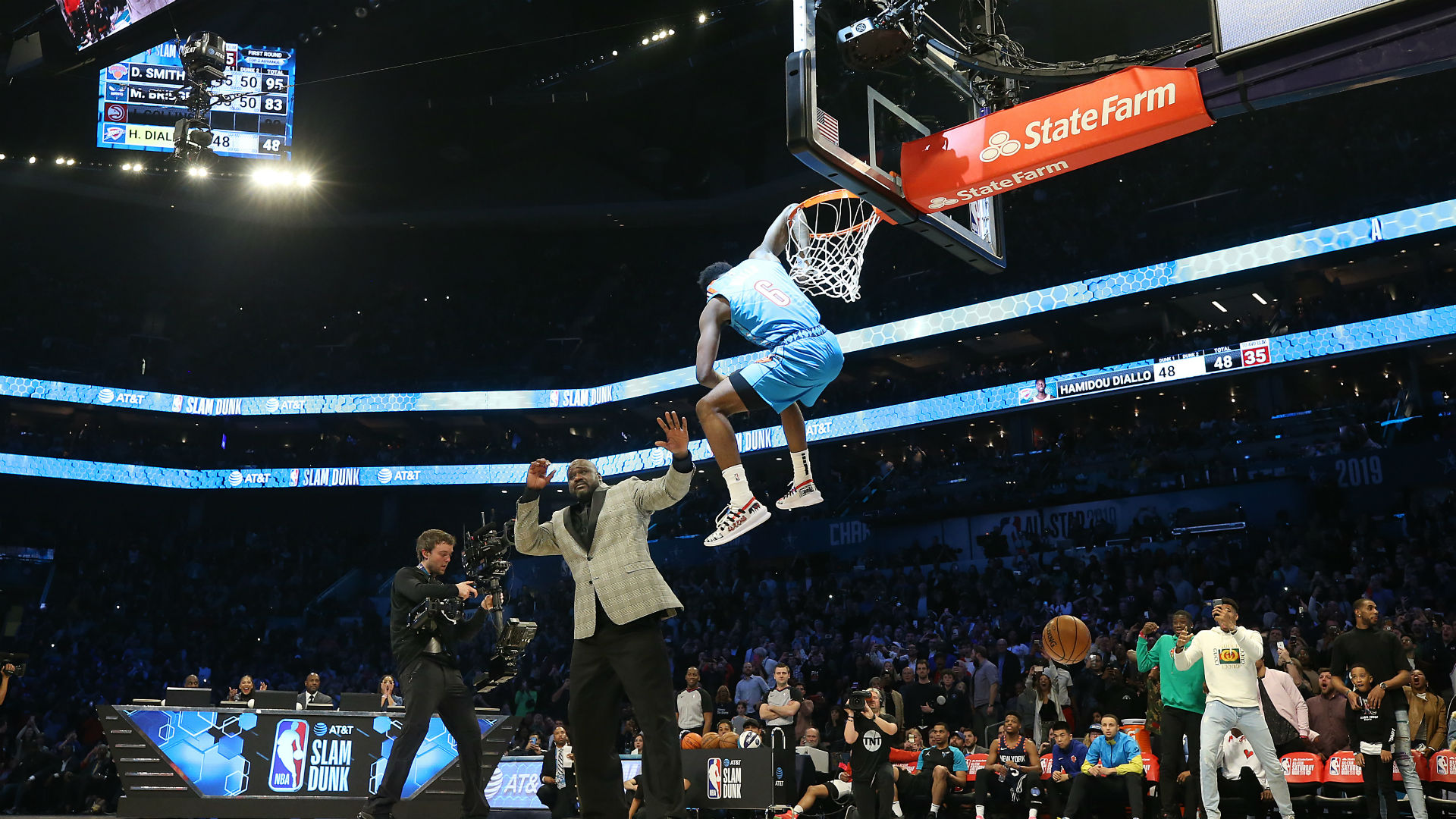 Social media reacts to NBA All-Star Saturday night