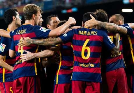 LIVE: Celta vs Barcelona