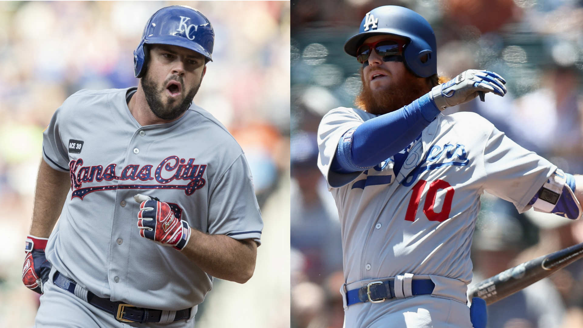 Mike Moustakas and Justin Turner win Final Vote
