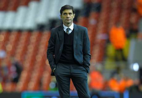 Marcelino: Referee helped Liverpool