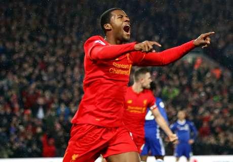 Liverpool mag Wijnaldum bedanken