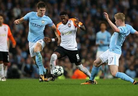 Man City make moves for Fred & Evans