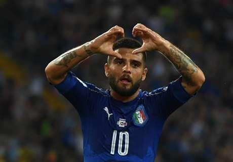 Report: Italy 5 Liechtenstein 0
