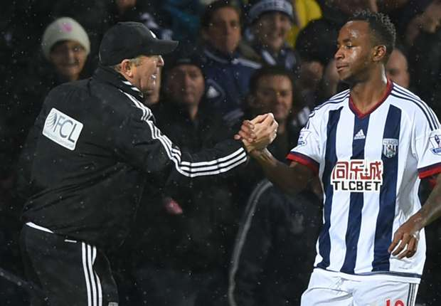 Berahino won't start against suitors Newcastle - Pulis