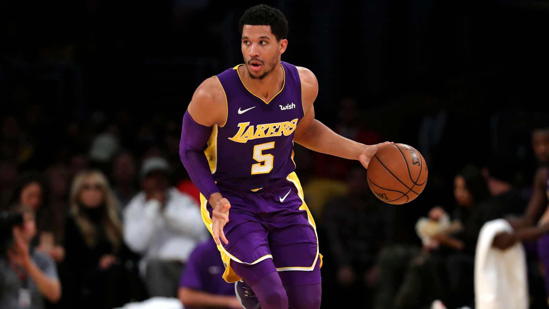 Josh Hart injury update: Lakers G (knee) receives PRP injection, will be re-evaluated after All-Star break