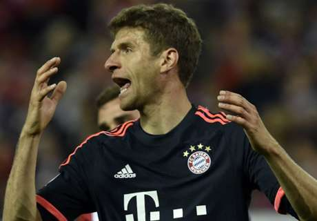 Muller fed up with questions over role