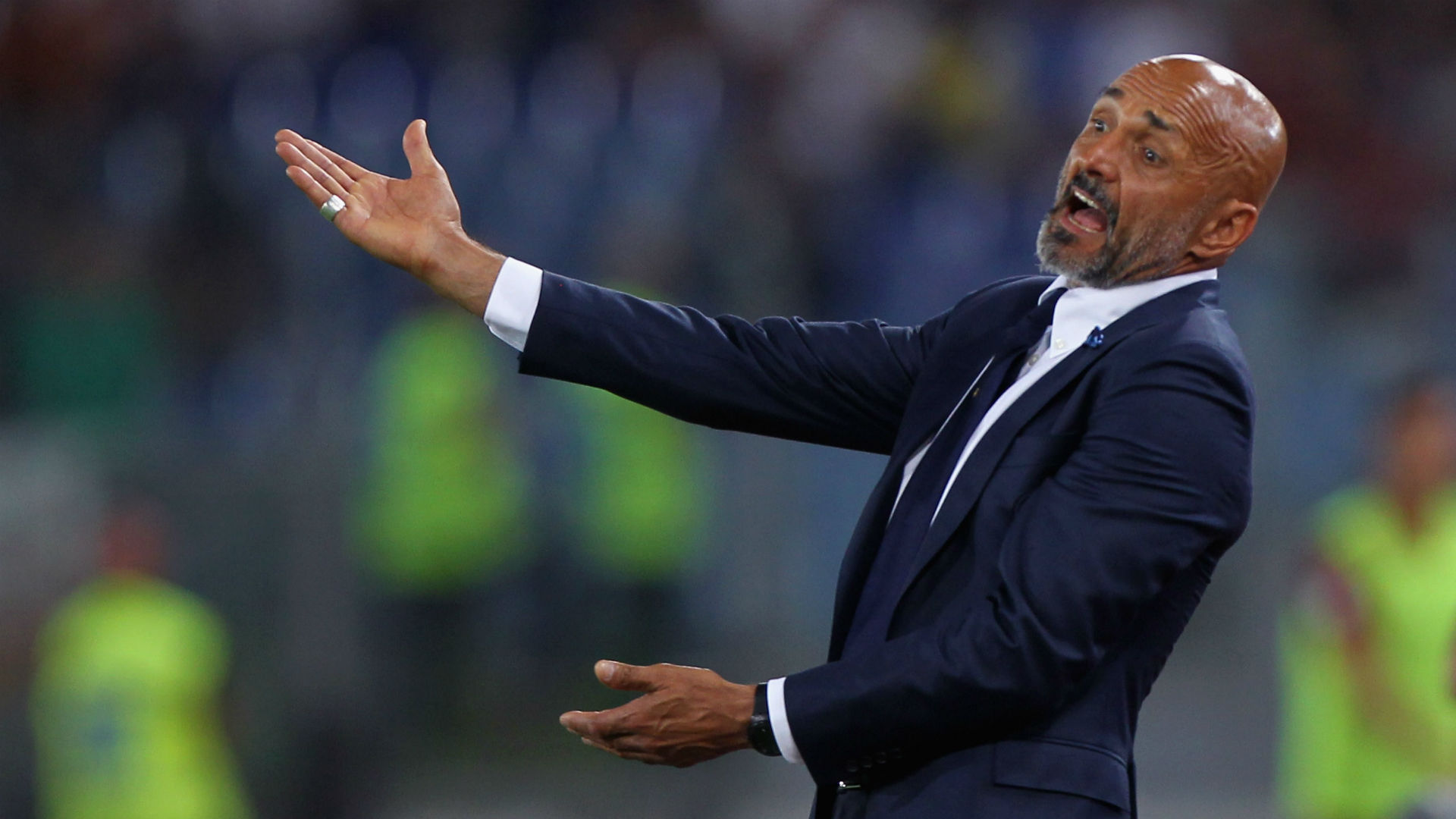 Spalletti delighted with Inter Milan victory over Roma