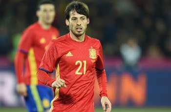 Silva plays down injury worries ahead of Euro 2016