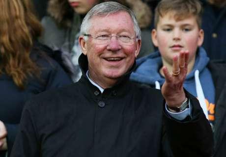 Ferguson backs Infantino for FIFA