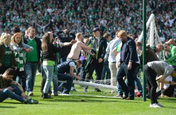 Rangers hit out at SFA, Hibs response to cup final invasion