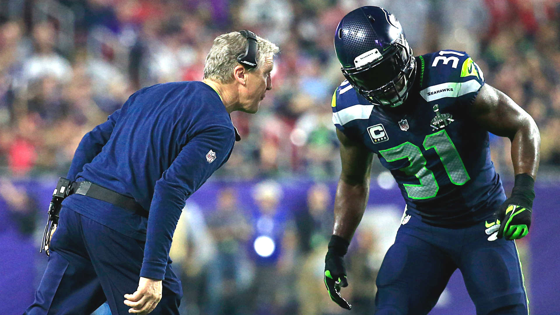 Richard Sherman voices support to Seahawks holdout Kam Chancellor