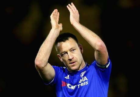 Chelsea exit hasn't affected Terry