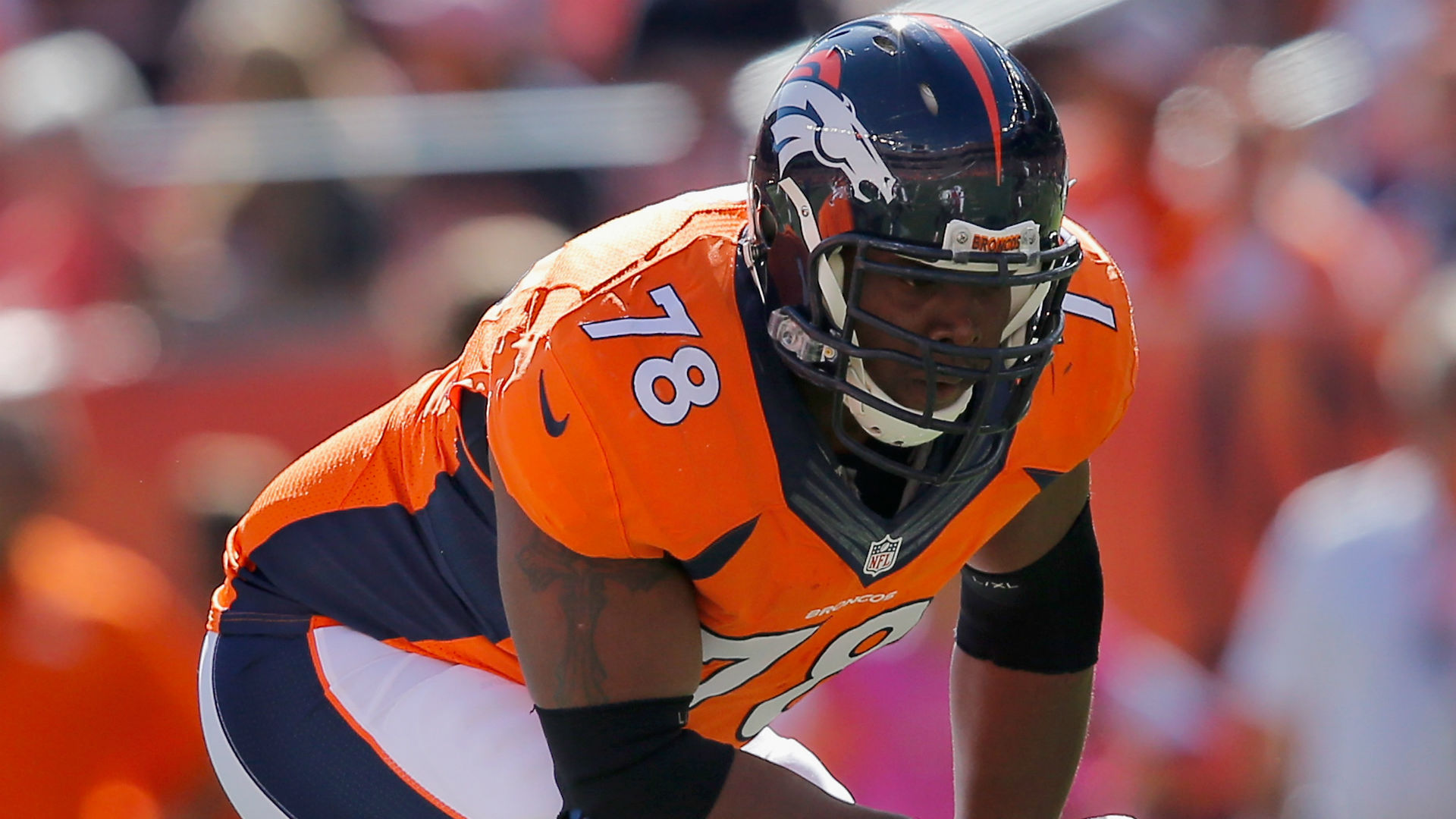 Former Broncos All-Pro lineman Ryan Clady retires
