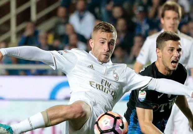 Gerard Deulofeu salvaged a 1-1 draw for AC Milan at Atalanta