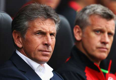 Puel wants calm San Siro Saints