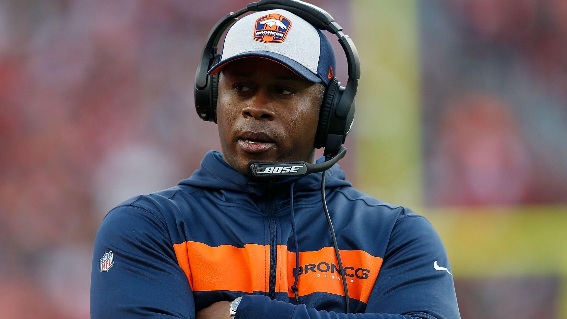 Cardinals hire former Broncos head coach Vance Joseph as defensive coordinator