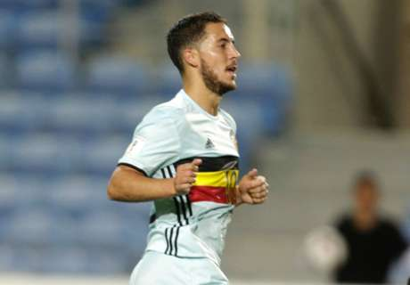 Courtois 'angry' with Hazard
