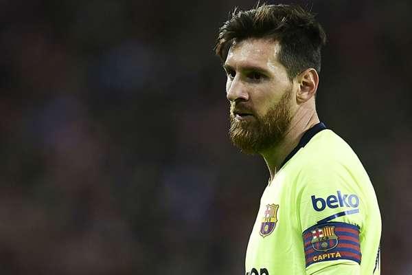 Lyon 0 Barcelona 0: Messi off colour as Valverde's men are held