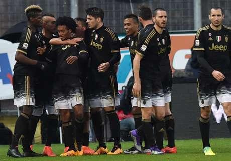 Allegri: Juventus Siap Hadapi Napoli
