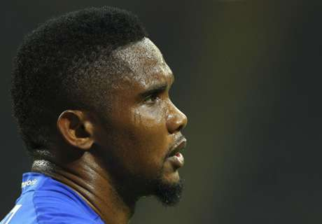 Eto'o gets among the goals: Africans abroad