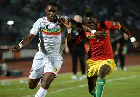 Guinea Lolos Berkat Undian