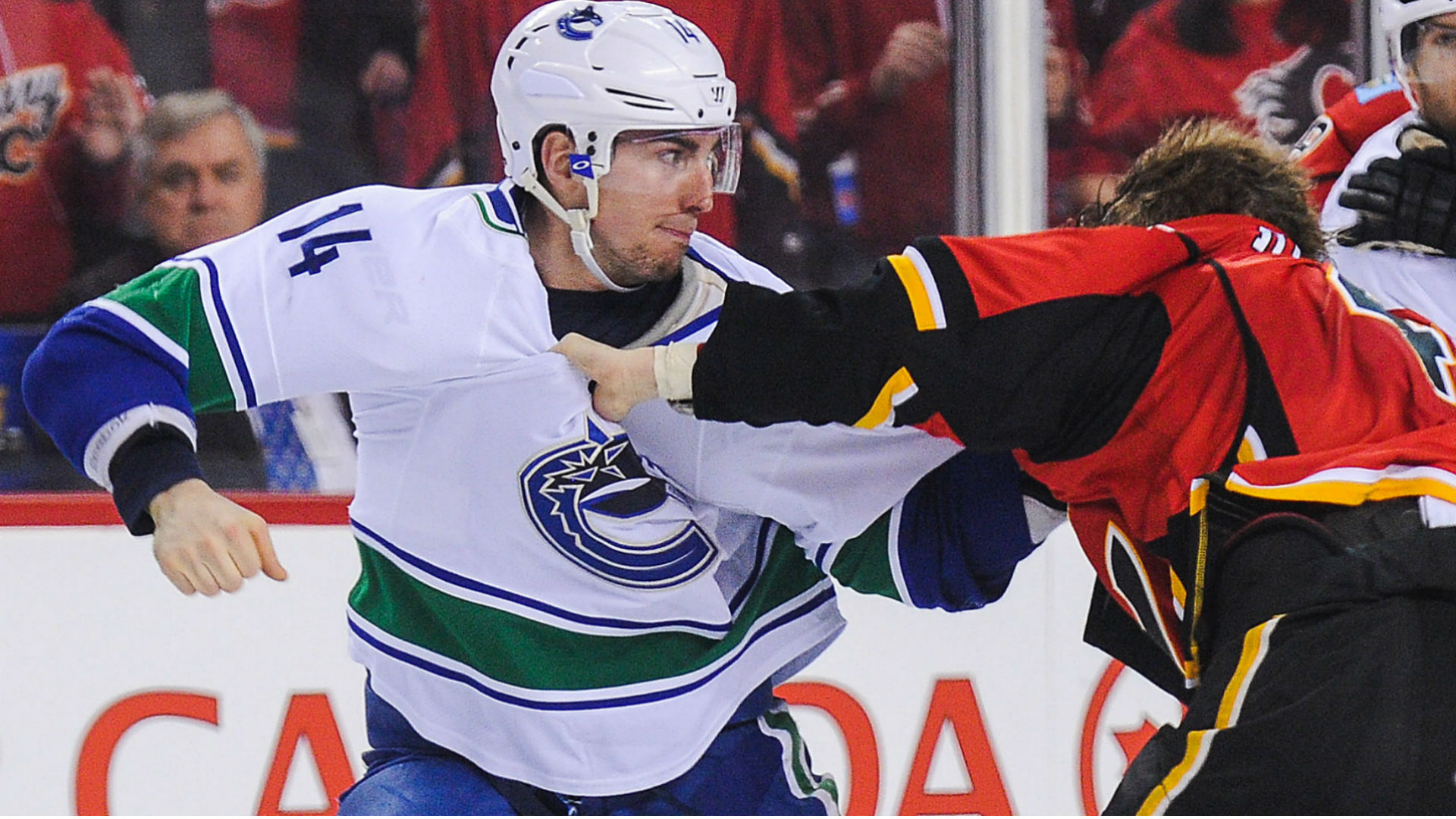 NHL won't suspend Canucks' Alexandre Burrows for instigating