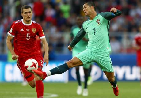 Ronaldo, Chicharito 'don't compare'