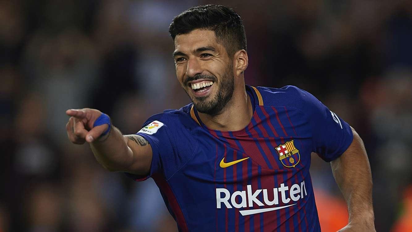 Girona 0 Barcelona 3: Centurion Suarez seals Catalan derby triumph